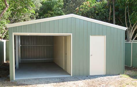 Garage Sheds by Sydney Sheds Garages Garages