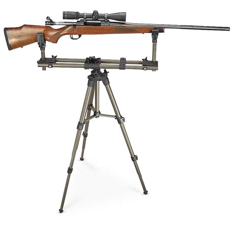 Tripod Shooting guide gear 42 quot shooting stick tripod 588760 shooting rests at sportsman s guide