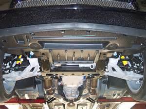 2005 Cadillac Cts Front Bumper Front Bumper Skidpad Air Deflector