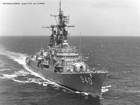 boat crash howard franklin dd 931 forrest sherman class