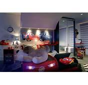 DORMITORIO RAYO MCQUEEN CARS KIDS BEDROOM  Dormitorios