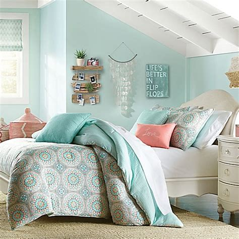 sea green comforter sets buy wendy bellissimo sunrise 2 piece reversible twin