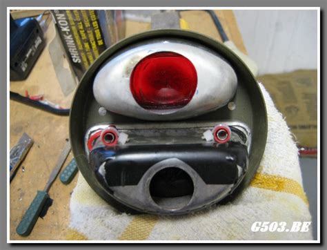 willys jeep blackout light changing blackout lights to 12volts g503