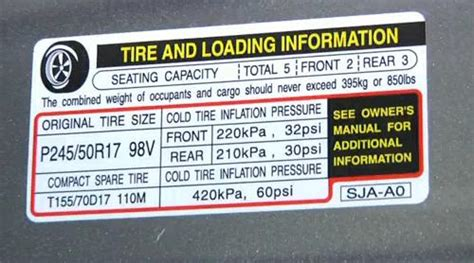 tire pressure question  race car engine acura automotive sports cars sedans coupes