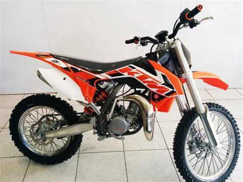 Ktm Sx 85 2007 2007 Ktm 85 Sx 19 16 Moto Zombdrive