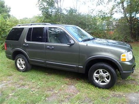 auto air conditioning service 2008 ford explorer navigation system sell used 2003 ford explorer 4x4 3rows four door 4 liter 6 cylinder w air conditioning in sussex
