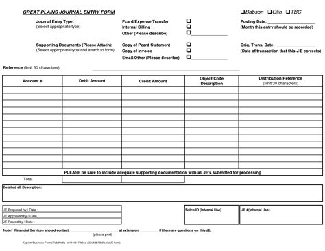 journal entry form template 28 journal entry templates entry journal