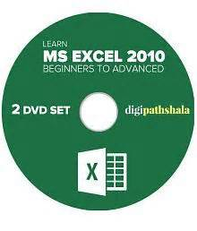learn microsoft excel 2010 pdf certificate courses online training certification