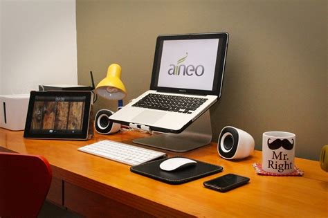 laptop desk setup laptop desk setup laptop external monitor desk setup