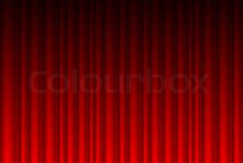 kino vorhang vorhang kino vorhang stock vektor colourbox