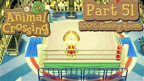 room themes new leaf animal crossing new leaf part 51 100 boxing room and