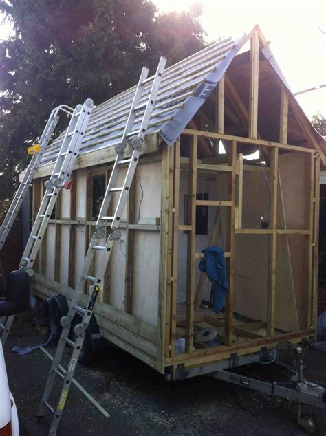 Small Home Builders Uk Shedworking Tiny House School Launched In Uk