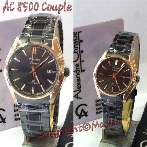 alexandre christie 2301 gb jam alexandre christie ac 8500 ml gold black jam