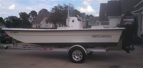 boat trailers for sale in greenville nc 2010 17 southern skimmer with suzuki 4 stroke on 2014