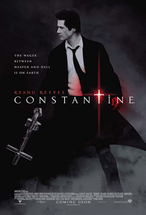 film online constantine constantine movie poster 2 of 4 imp awards