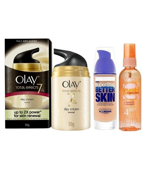 Olay Total Effects Daily Serum olay imported total effects 7 in one foundation opti care