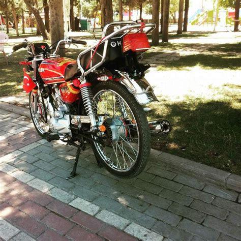 kuba  cg  model full motor motosiklet skooter