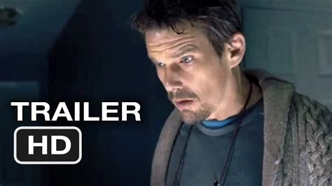 film horror ethan hawke sinister trailer 2012 ethan hawke horror movie hd