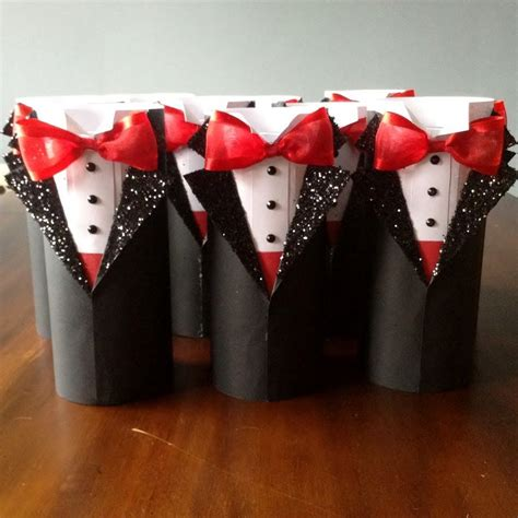 Bow Tie Baby Shower Centerpieces by Tuxedo Centerpiece Centerpiece Ideas Tuxedo Theme