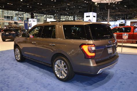 ford range rover 2018 expedition is ford s range rover at the chicago auto