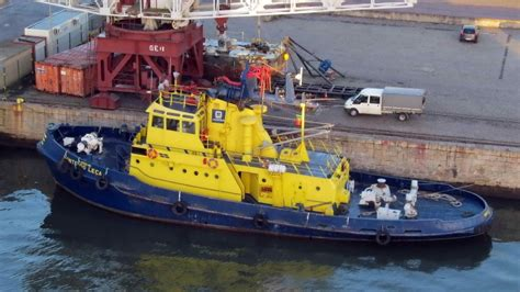 tugboat pilot engineering study pilot and prototype of a port tugboat