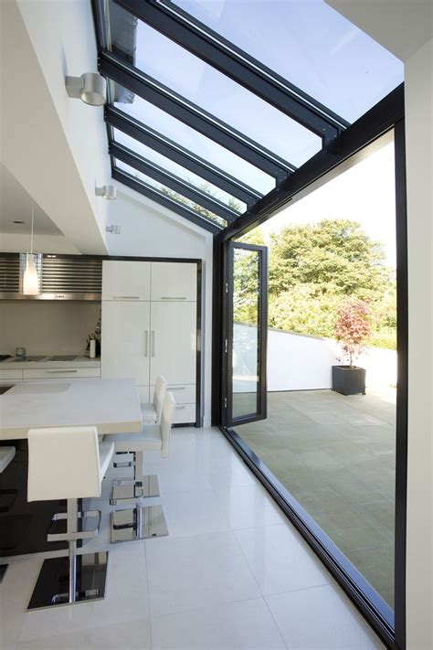 Cost Of Small Home Extension 25 Best Ideas About Glass Roof Extension On