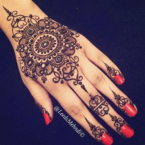 simply awesome 15 henna designs for all indian festival