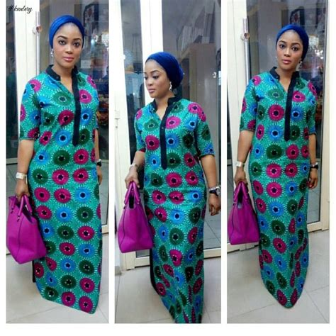 The 25  best Ankara styles ideas on Pinterest   African