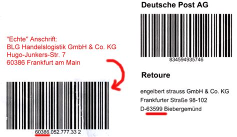 Gls Paketaufkleber Drucken by Infos Zur Retoure Paket Zur 252 Ckschicken