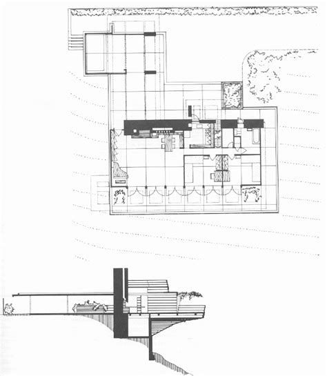 frank lloyd wright plans sturges house 1939 by architect frank lloyd wright skyeway