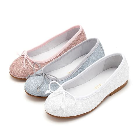 ballerina shoes womens glitter ballerina shoes pisamonas