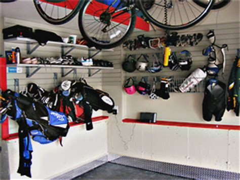 Sports Garage Cycling by 2 Car Garage Stouffville Nuvo Garage
