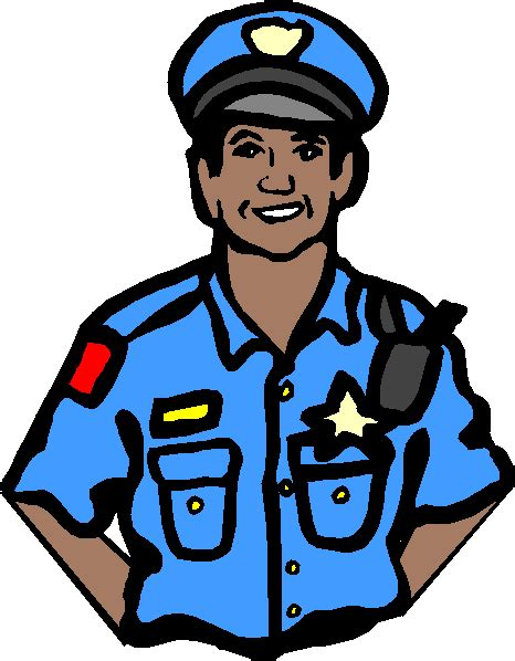 officer free clipart images clipartix
