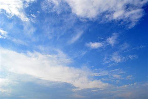 wallpaper senja biru sky clouds background 183 free photo on pixabay