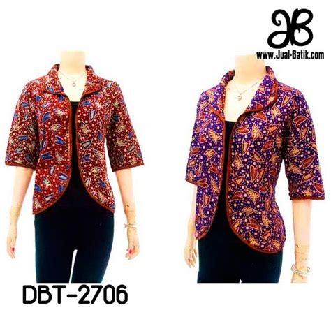 Laras Blazer Bolak Balik 1 blazer batik bolak balik i model baju batik 2015