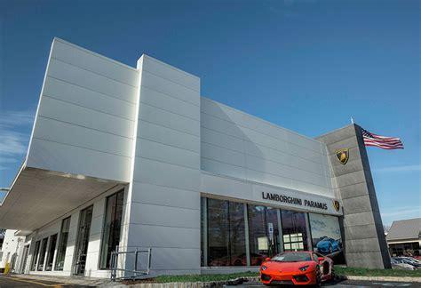 Lamborghini Dealership Nj Lamborghini Paramus Bamco Inc