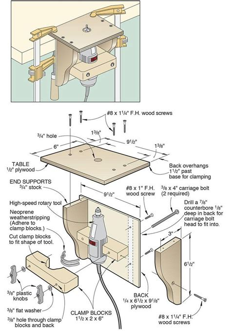 rotary tool router table 25 best ideas about dremel router table on