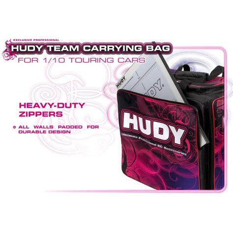 Hudy 1 10 Touring Carrying Bag Tool Bag V2 Exclusive Edition 199100 Hudy 1 10 Touring Carrying Bag Tool Bag V2