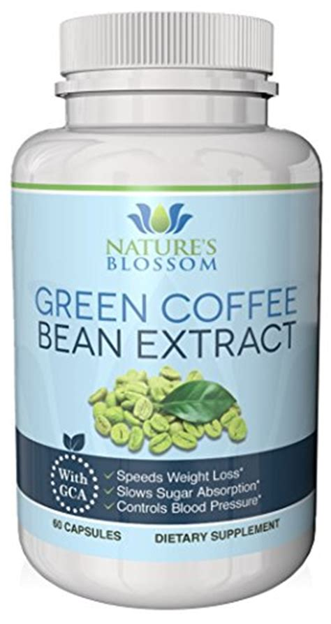 Green Coffee Bean Extract Burner green coffee bean extract with gca weight loss supplement and burner 60
