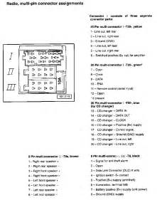 vw mk4 radio wiring diagram in techunick biz