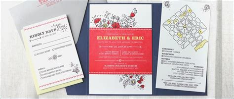 Tiny Prints Wedding Invitations