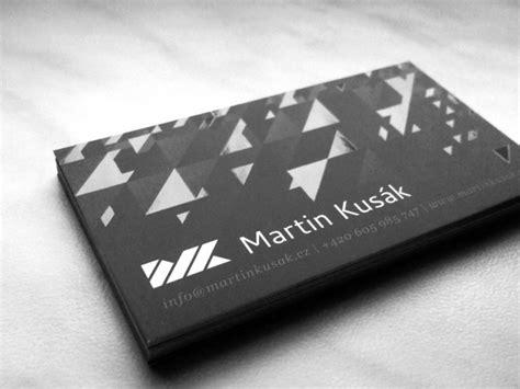 Uv Coating Business Cards