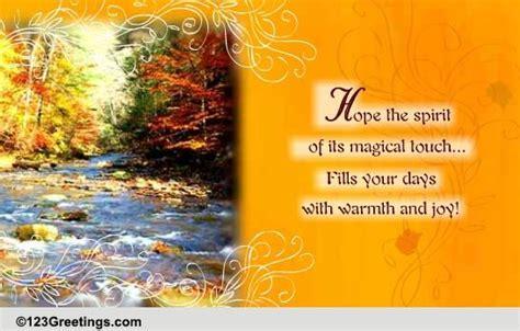 The Spirit Of Thanksgiving  Free Spirit of Thanksgiving