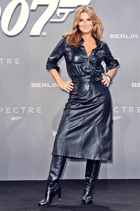fischer attends premiere of spectre in berlin