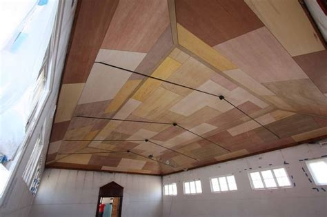 Plywood Ceiling Ideas by Plywood Ceiling Ceiling Interest Plywood
