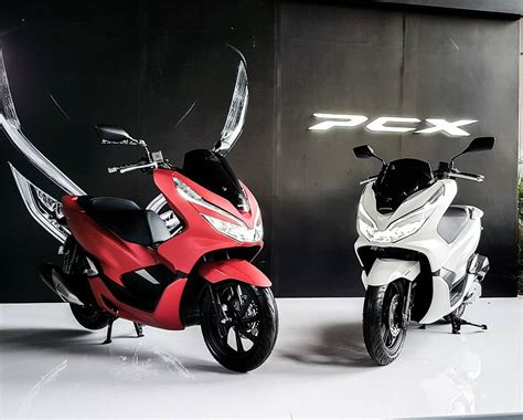 Pcx 2018 Lokal by All New Honda Pcx 150 Lokal 2018 Meluncur Fitur Melimpah