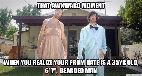 Prom Meme - awkward prom
