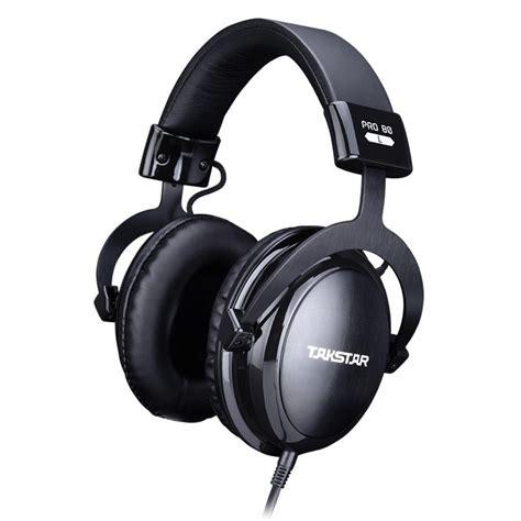 Headset Takstar takstar pro80 porfessinal stereo monitor headset