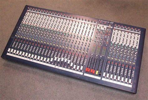 Audio Mixer Soundcraft Lx7ii soundcraft lx7ii 32 image 284447 audiofanzine