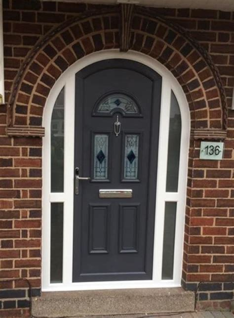 Arched Patio Doors Arch Doors Uk Arched Contemporary Oak Door